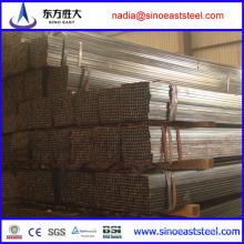 15 * 15-400 * 400 Q195-Q345 квадратная сварная стальная труба