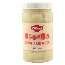 Authentic Sushi Ginger Cuisine Cooking