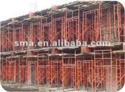 Dip Paint Construction H Type Movable framework scaffolding
