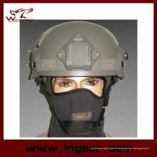 Hot Verkauf Mich 2002 Helm mit Nvg Mount & Seite Schiene Schutzhelm
