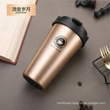 Hot Water Bottle 304 Stainless Steel Beer Wine Double Walled Plastic Tumbler