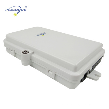 FTTH04C SC FC ST adaptateur mini 4 cœurs extérieure étanche répartiteur de distribution