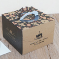 Custom logo eyelash packaging box