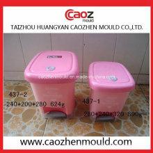 Gebrauchte Rectangular / Plastic Abfallbehälter / Bin Mould