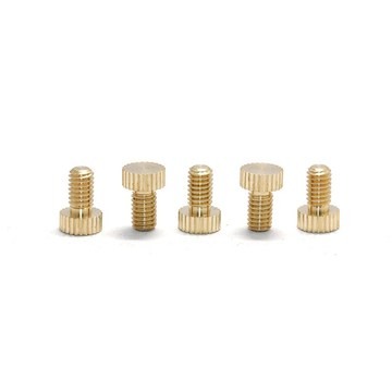 Hiasan Slotted Brass Cap Machine Screw