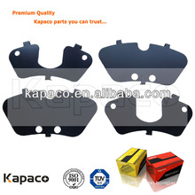 Wholesale auto brake accessories of Brake pad shim Buckled on the brake pad D1189