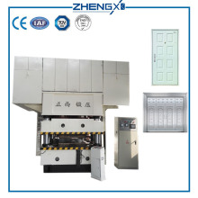 Hydraulic Steel Door Skin Embossing Machine / Mould Door Skin Press Machine