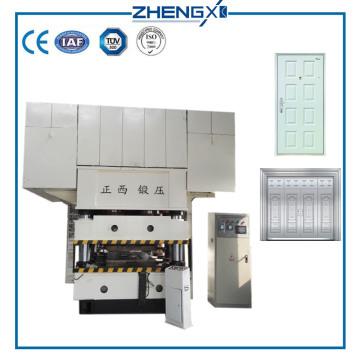 Steel Doors Embossing Hydraulic Press Machine