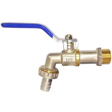 Nouveau produit d'usine robinet d'eau en alliage de zinc bibcock