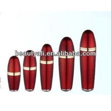 60ml 80ml 120ml botellas de la loción de acrílico de la bomba de la forma de la bola