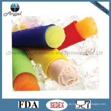 Food Grade Silikon Eisform für Popsicle, Eis, Pudding und Lollipop Si16
