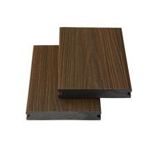 Снаружи деревянная пластичная проектированный настил ДПК Тип террасная доска