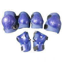 Inline Skate Children Blue Protective Gear