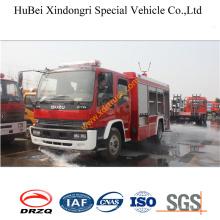 6ton Isuzu Water Fire Truck Euro3