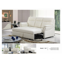 Sofá reclinable eléctrico USA L & P Mechanism Sofa Down Sofa (722 #)