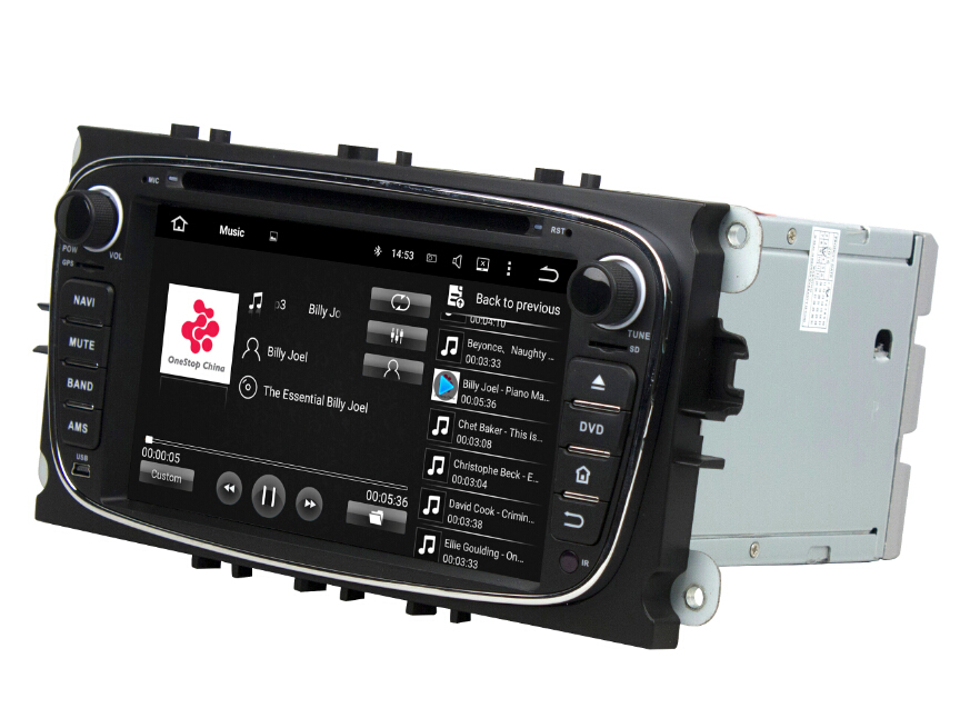 Android car dvd player for Ford Mondeo 2007-2010