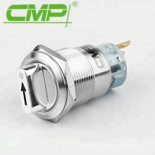 Interruptor rotativo de 3 posiciones CMP (diámetro: 19 mm)