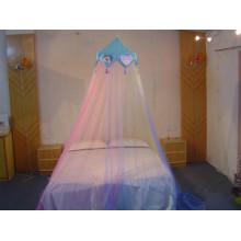 Принцесса Кровать навес, Имперская корональная противомоскитная сетка