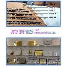 Caja de cartón más barata, paquete de caja de cartón, paquete de transporte, fabricante de caja de correo