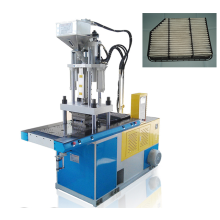 Air Filter Slide Table Injection Moulding Machine