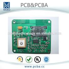 Venda quente GPS GSM Rastreadores pcba com Sim800H, melhor conjunto de PCB de qualidade para GPS GSM dispositivo