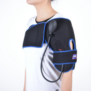 Alívio da dor no ombro Cold and Compression Shoulder Wrap