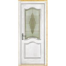 Porta de madeira - novo modelo