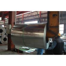 Bobina de acero galvanizado DX51D + Z GI Bobina de acero