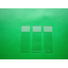Ground or Unground or Frosted Side Microscope Slides