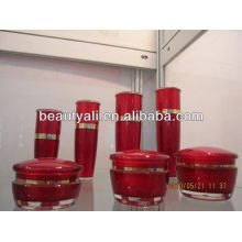 Mushroom Acrylic Cosmetic Cream Jar