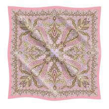 Beach Pareos Paisley Pattern 100 Silk For Tourist Pareos de la plage