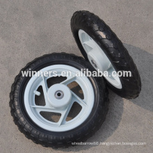 "10"" 12"" bicycle stroller trailer wheel"