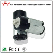 12v dc flat planetary geared central lock motor