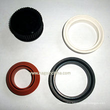 Customized Viton FKM FPM Rubber Quad Ring