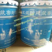 Selante de polissulfeto impermeável de dois componentes