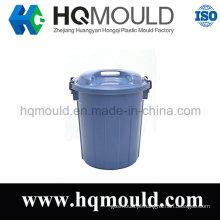 Molde de injeção para balde plástico