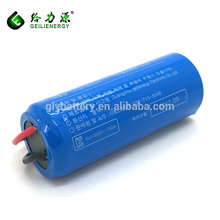 Rechargeable lithium ion battery 26650 3.7v li-ion battery 5000mah with Certification KC