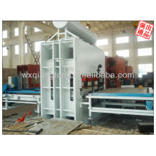 1830*2750mm Uzbekistan market short cycle hot press machine for funiture board making