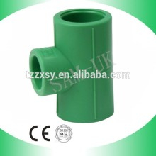 PPR Reducing Tee Fittings Pipe reducer three way