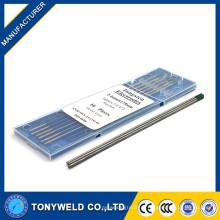 wр оптовая присадочные прутки 2.4*175 TIG вольфрама электрод
