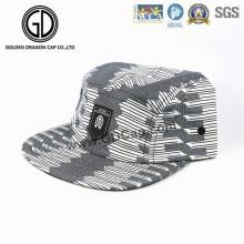Casquillo de campista de Snapback fresco del sombrero de la alta moda 2016 con el logotipo