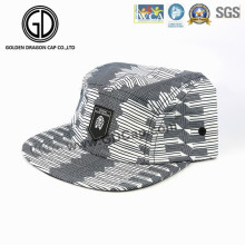 2016 High Fashion Hat Cool Snapback Camper Cap with Logo