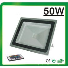 Luz conduzida do controlador remoto do projector do diodo emissor de luz 50W