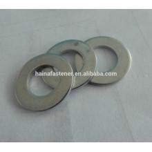 Rondelle plate, rondelles plates en acier inoxydable, rondelles de toutes tailles
