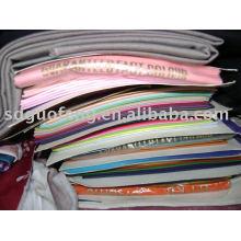 C40 * 40 + 40D 133 * 72 48/50 tissu de spandex de teinture