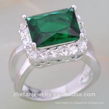 Alibaba Best Selling Import Chine bijoux hommes en argent anneaux en gros rhodié bijoux est votre bonne sélection