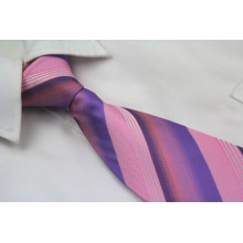 STP-246 Mens Stripe Design Tie