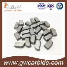 Yg6 Tungsten Carbide Brazed Tips