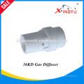 Haute qualité et prix d'usine BW36KD diffuseur de gaz torche MIG / MAG / CO2 refroidi par air