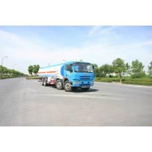 8 x 4 24500L SUS 257HP camion de réservoir de carburant pour l'alimentation en huile Diesel léger (HZZ5312GJY)